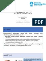 Referat Radiologi Bronkiektasis (Dave)