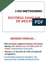 07 História Do Metodismo Wesley