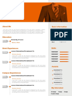 (Basic Resume) Creative Resume with One-Page 11-WPS Office.doc