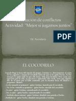 Resolución de Conflictos Párvulo
