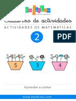 Actividades de Matematicas 2