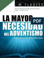 Clouzet Ron E.M. La Mayor Necesidad Del Adventismo Watermark