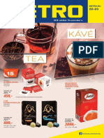 Metro Kave Es Tea
