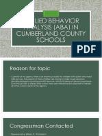 applied behavior analysis  aba  in cumberland