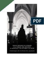 PARROQUIA DE HUEVAR - ROSARIO 2018