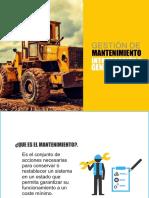 introducción y generalidades gestión de mantenimiento
