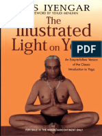 Iyengar, B.K.S - The Illustrated Light on Yoga