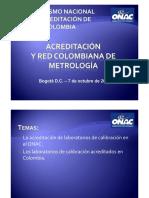 Fortalecimiento Sistema Nacional de Metrología_MCIT