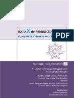 2018 - Raiox Do Feminicidio PDF