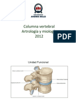 Clase 4 Columna Artro y Mio