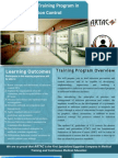 Infection Control Training Program