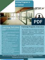 Infection Control Training Program