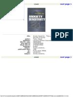 [Steven Taylor] Anxiety Sensitivity Theory, Resea(B-ok.xyz)