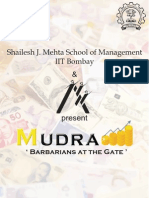 Mudra Concept Document