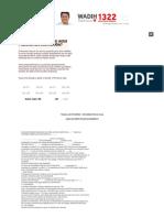 Modelo de Petição Inicial - Ação de Repetição de Indébito