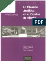 La Filosofía Analítica en el Cambio de Milenio