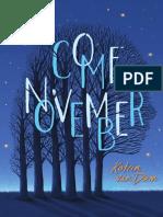 Come November (Excerpt)