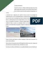 Propuesta de Central Eólica en México