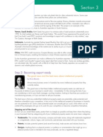 IP Article in Women in Trade Publication