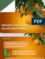 Pengertian individu dan kelompok.pptx