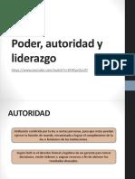 Poder, autoridad y liderazgo.pptx