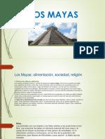 Los Mayas Powerpoint