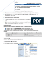 Archiving Lotus Notes Solution to Local Folders Ma26