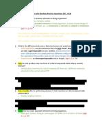 biochemistry Ch. 1-2 Study Guide