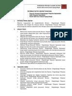 1. Penyusun Rencana Pengembangan Pelayanan Keperawatan