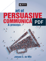 The Art of Persuasive Communication, Fourth Edition