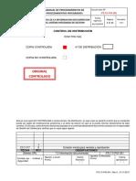 Stl7.5 Pgi 301 Informacion Documentada_rev0