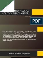 Linchamiento y Lucha Politica en Los Andes