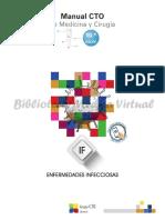 Manual CTO Infectología, 10ma Ed. 2018