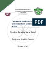 41337516 Desarrollo Del Humanismo