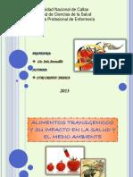220897948 Alimentos Transgenicos y Su Impacto en La Salud
