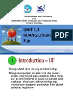 Unit 9.01 Ruang Lingkup Biologi.pptx