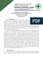1.Kak Pelatihan Pedoman Gizi Seimbang (Pgs) Dengan Metode Zimba