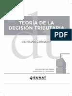Teoría de La Decisión Tributaria