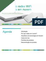Portuguese Cisco Meraki Cloud Managed WiFi Updated July2013