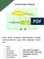 P6 Impuls Momentum