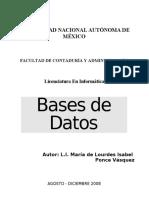 8585294 Bases de Datos Unidad 2