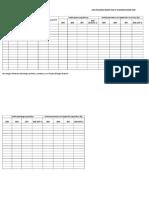 Matriks Data Pelayanan RI Puskesmas 2