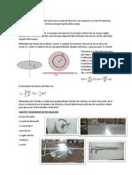 laboratorio de fisica momento de inercia
