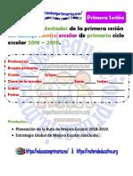 Productos1eraSesionCTE18-19PrimariaMEEP