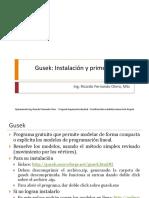 Gusek - Introducción