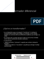 Transformador diferencial