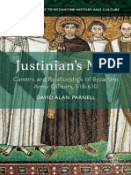 (New Approaches to Byzantine History and Culture) David Alan Parnell (Auth.)-Justinian's Men_ Careers and Relationships of Byzantine Army Officers, 518-610-Palgrave Macmillan UK (2017)