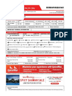 SpiceJet_E-ticket_PNR MC5QMD - 16 Aug 2018 Chennai-Delhi for MR. PM