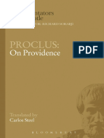 (Ancient commentators on Aristotle) Proclus, approximately 410-485._ Steel, Carlos G-Proclus_ On Providence-Bloomsbury Academic_Gerald Duckworth & Co Ltd (2007).pdf