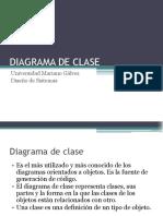 Unidad V - Diagrama de Clases.pptx